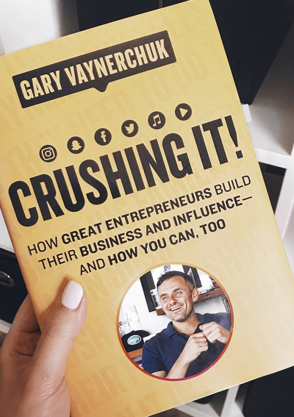 Book Review: Crushing It! by Gary Vaynerchuk