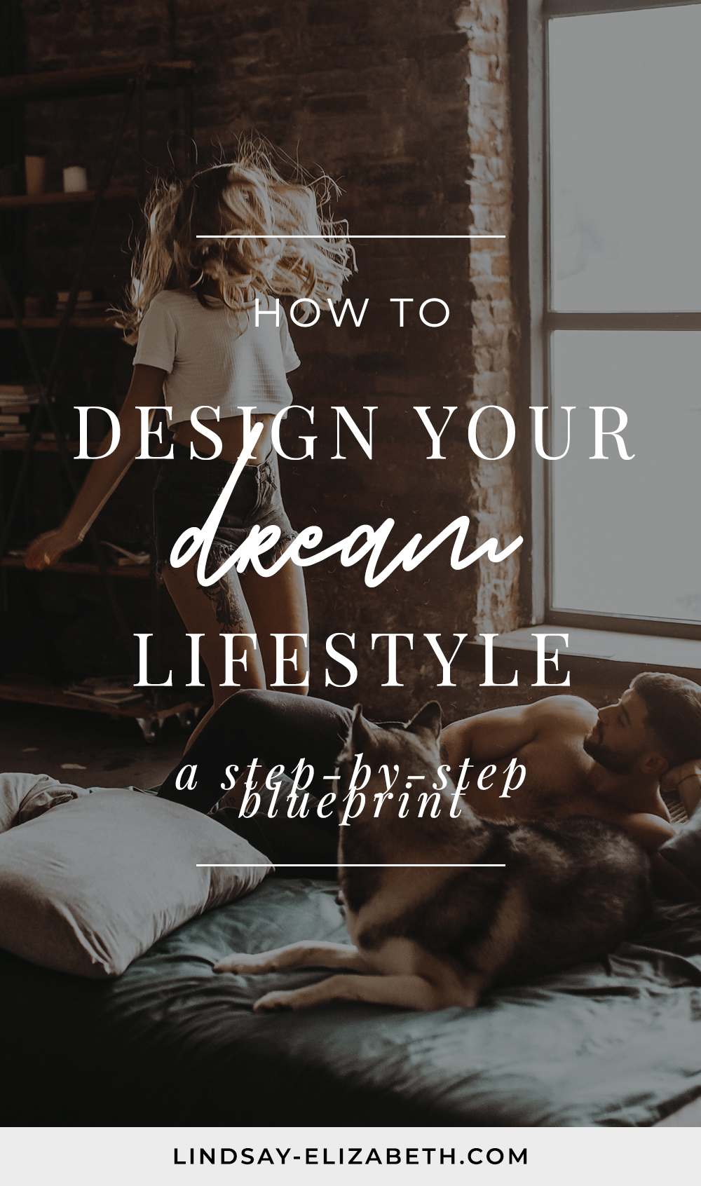 Struggling to know exactly what to do next to bring your dream life into reality? This free personal development masterclass will show you the trick to always knowing how to stay aligned with what truly fulfills you so you can set achievable goals and design a life you love. #goalsetting #selfgrowth #personaldevelopment