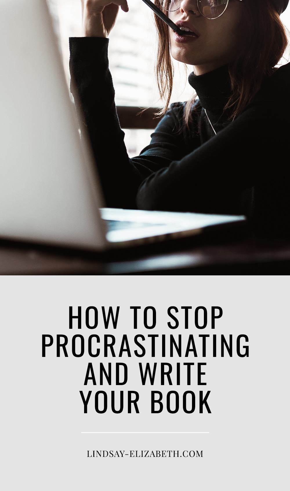 Feeling stuck trying to overcome writer procrastination? You're not alone. It's a common struggle and that struggle is real. As someone with first-hand experience of how frustrating it is, here are some tips on how to stop procrastinating on writing so you can finally finish your book. #writers #authors #writinganovel #writingabook #productivity