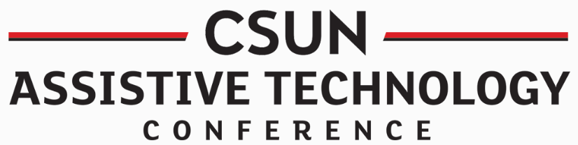 CSUN Assistive Technology Conference