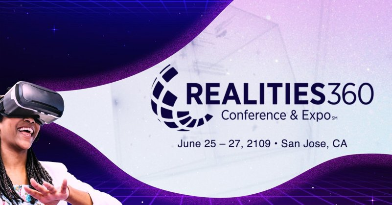 Realities360 Conference Badge