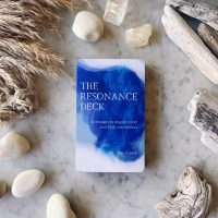 """""""Resonance"""" - An Abstract Art Emotion Card Deck by Kate Creech"""