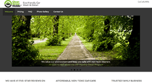 web-design-green-website