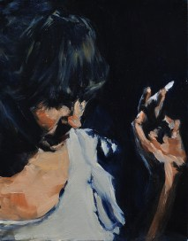 Kolka / oil on canvas / Sold