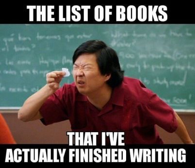 My Top 20 Favourite Memes About Writing