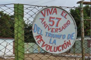 57th Anniversary of the Revolution