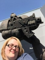Dropping in at Warhammer World on the way home!