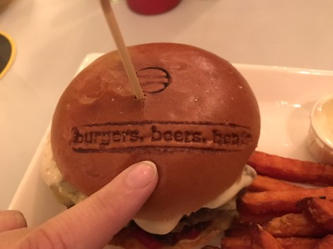 Burgers, Beer and Beats. The is what Burger Stop is all about