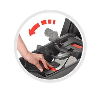 GBLyfe Asana Car Seat Base