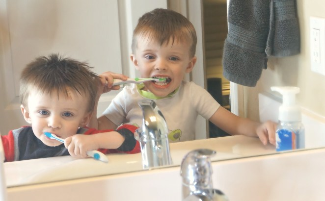 Teeth Brushing Tips for Toddlers