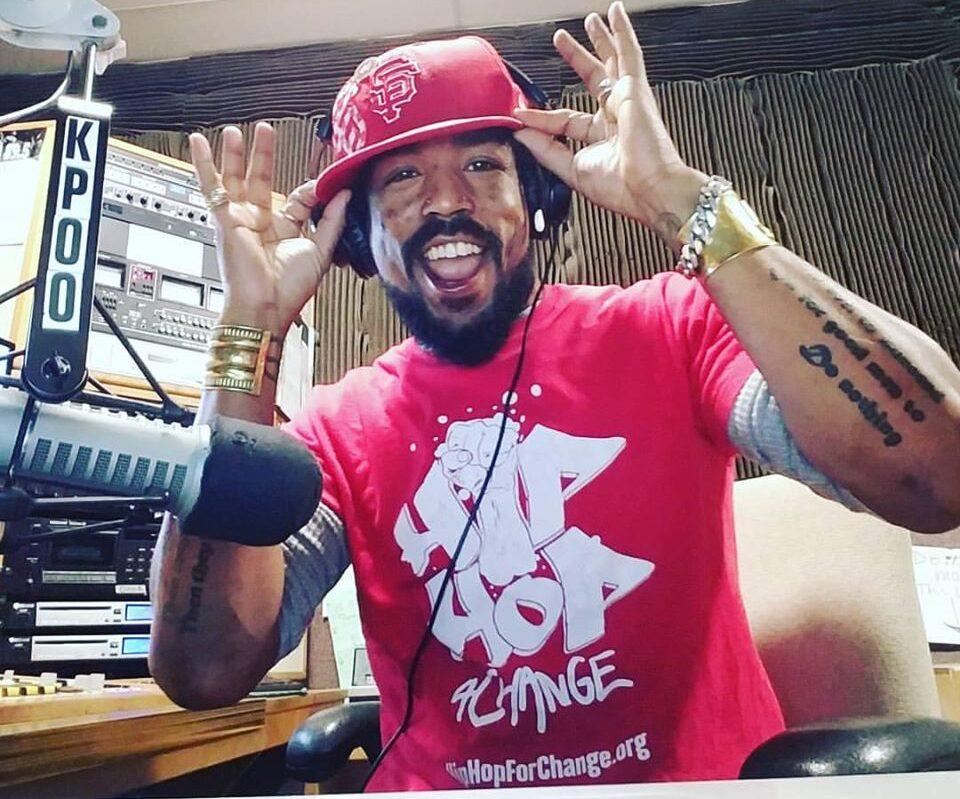 33: Khafre Jay | Hip Hop: Peace, Love, and Having Fun