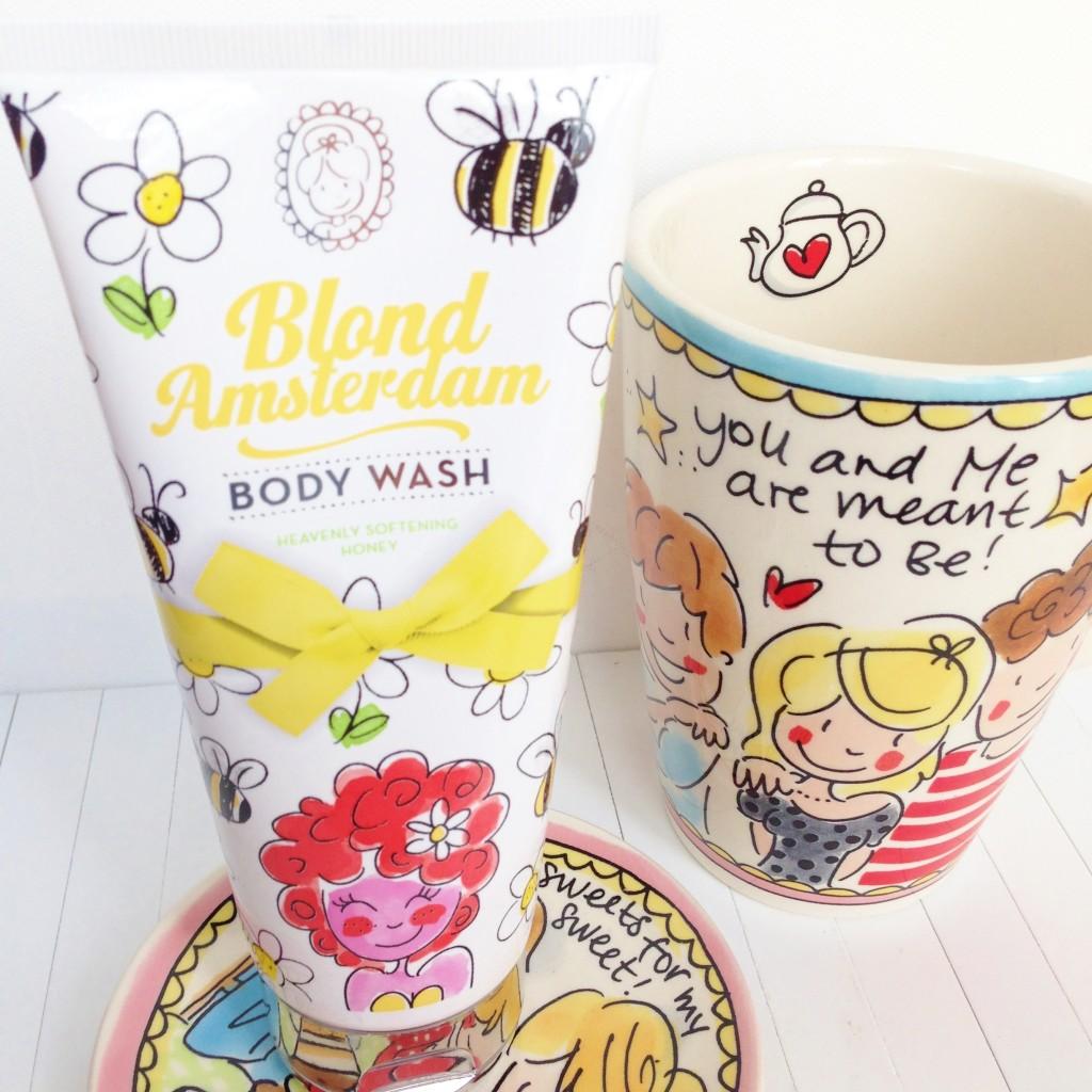 Blond Amsterdam Bodywash - Lindsey Beljaars