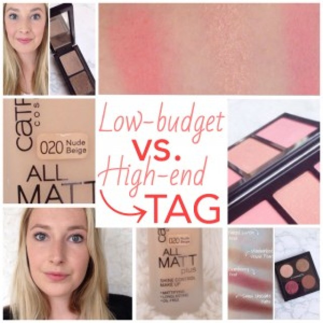 Low-budget vs. High-end TAG
