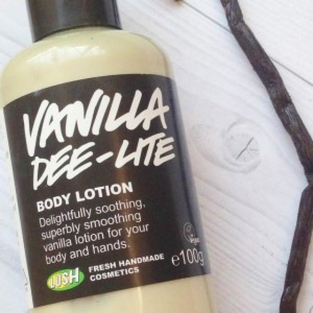 Lush Vanilla Dee-Lite