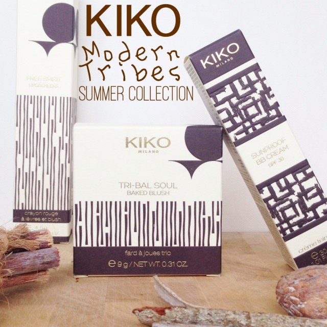 Kiko Modern Tribes Summer Collection