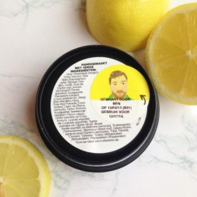 Lush Lemony Flutter