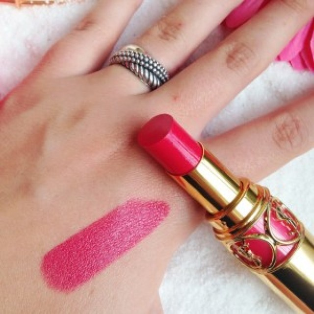 Yves Saint Laurent Rouge Volupté 34 Pink Asarina