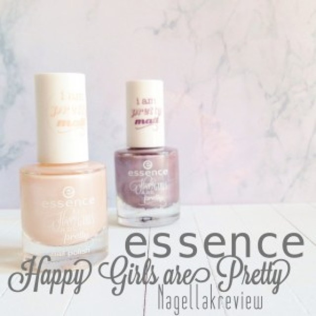 Essence Happy Girls Are Pretty Nagellak