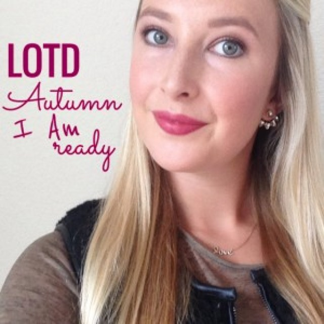 LOTD Autumn I Am Ready