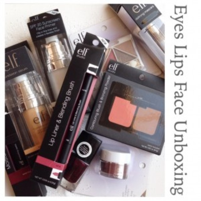 Eyes Lips Face Unboxing