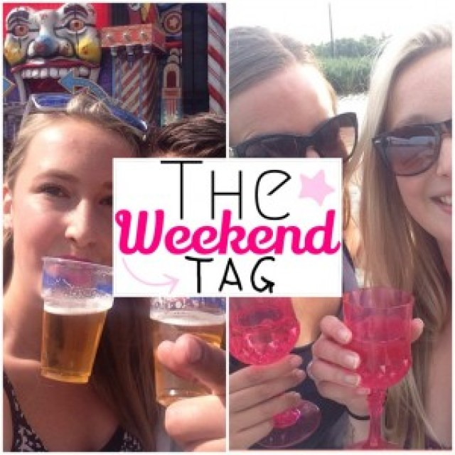The Weekend TAG