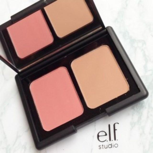 ELF Contouring Blush en Bronzer Palette Fiji Matte