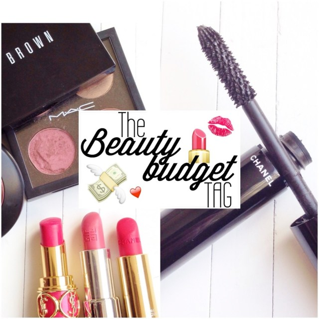 The Beauty Budget TAG