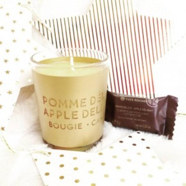 Yves Rocher Apple Delight Bruisblok