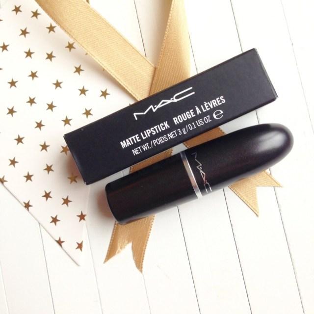 MAC Mehr Matte Lipstick