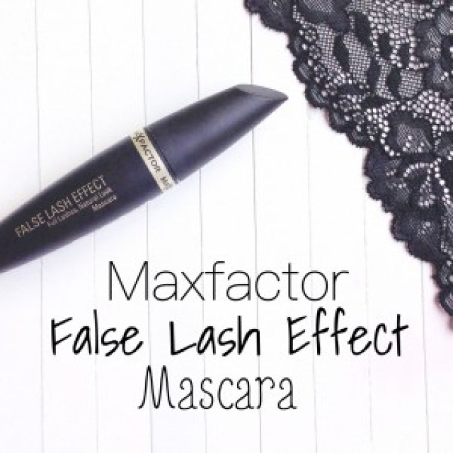 Maxfactor False Lash Effect Mascara