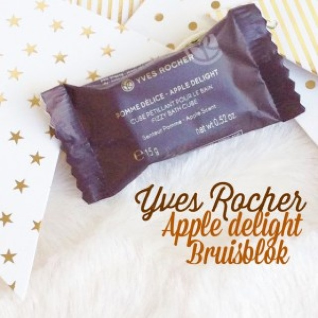 Yves Rocher Apple Delight Bruisblok