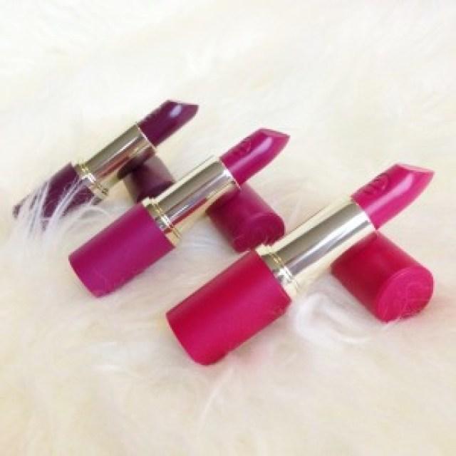 Essence Merry Berry Lipsticks