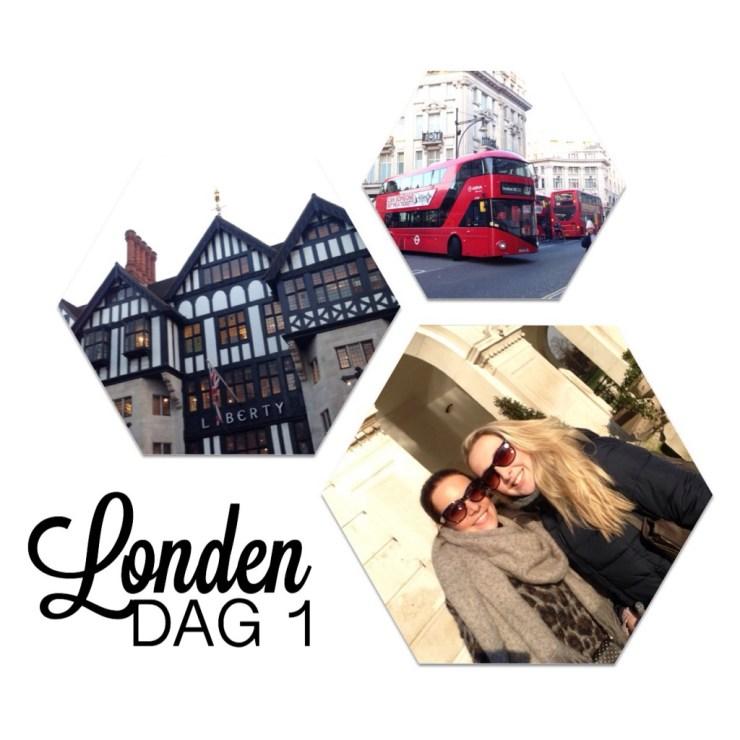 Londen Dag 1