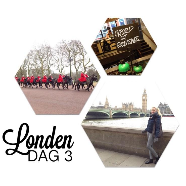 Londen Dag 3