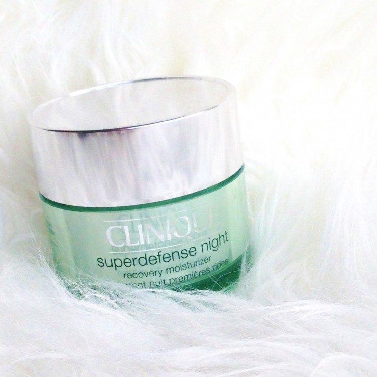 Clinique Superdefense Night Recovery Moisturizer