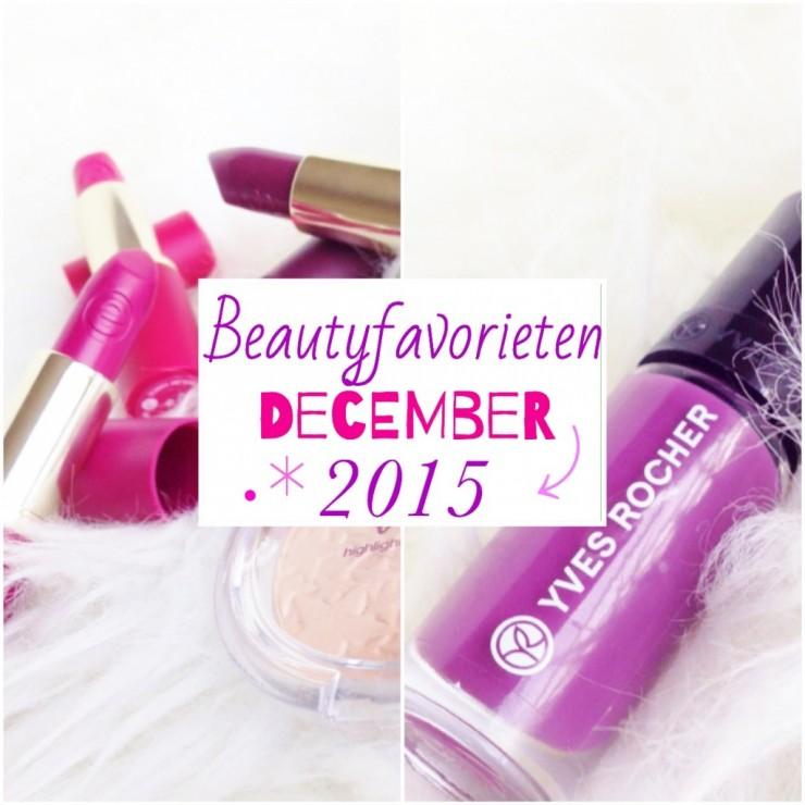 Beautyfavorieten December 2015
