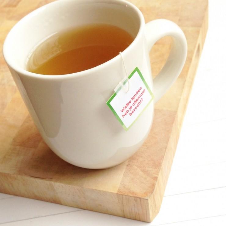 Pickwick Tea Topics TAG
