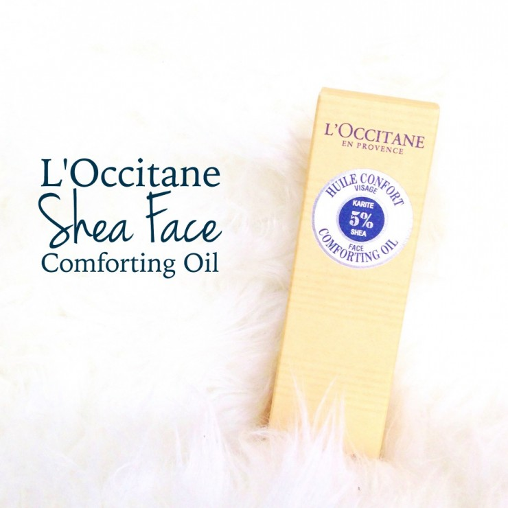 L'Occitane Shea Face Comforting Oil