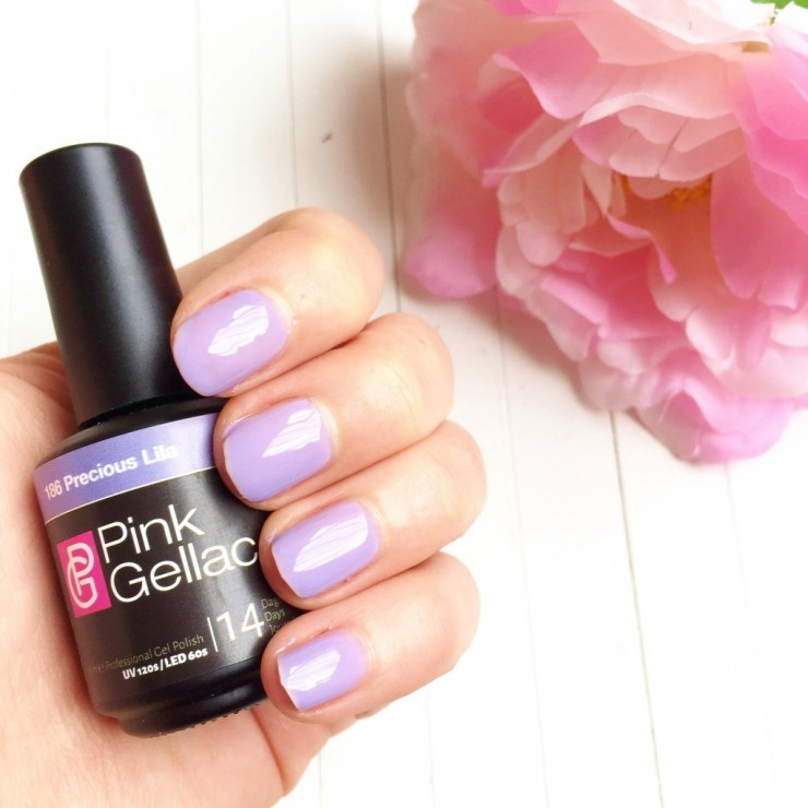 Pink Gellac The Blossom Collection