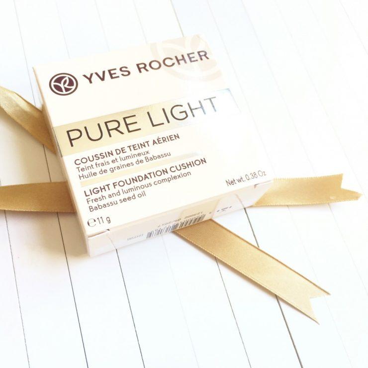 Yves Rocher Pure Light Foundation Cushion
