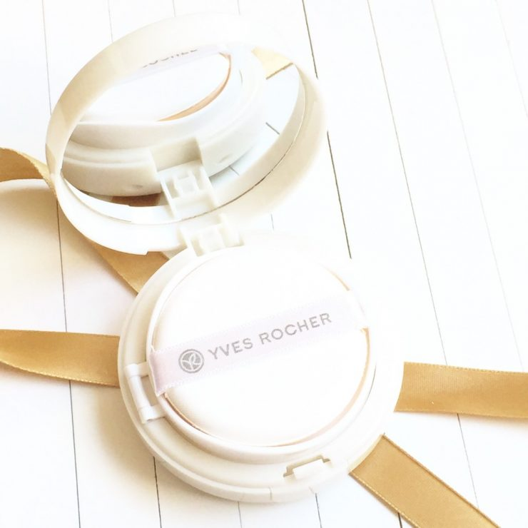 Yves Rocher Pure Light Foundation Cushion