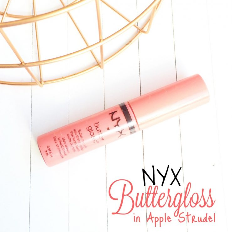 NYX Buttergloss