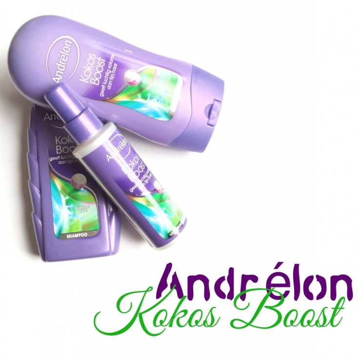 Andrélon Kokos Boost