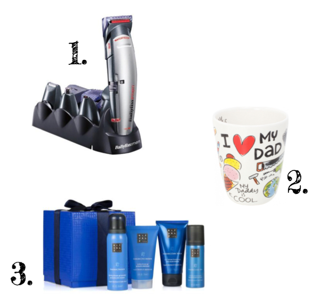 10 leuke Vaderdag cadeaus