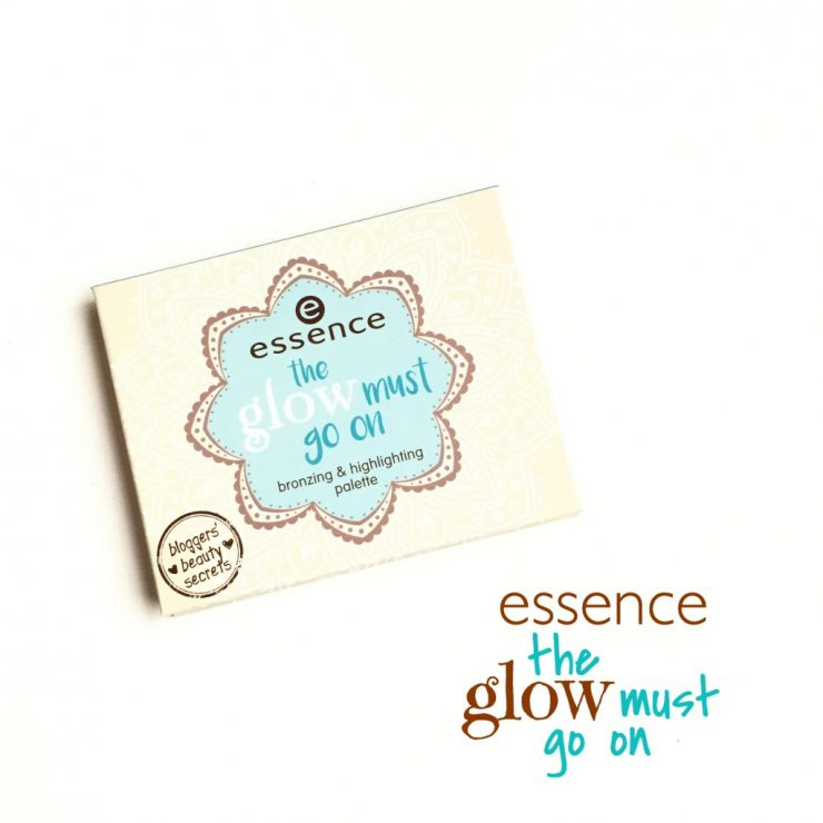 Essence The Glow Must Go On