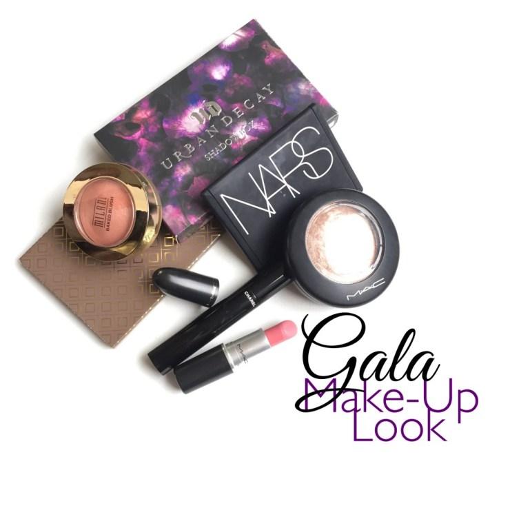 Gala Make-Up Look