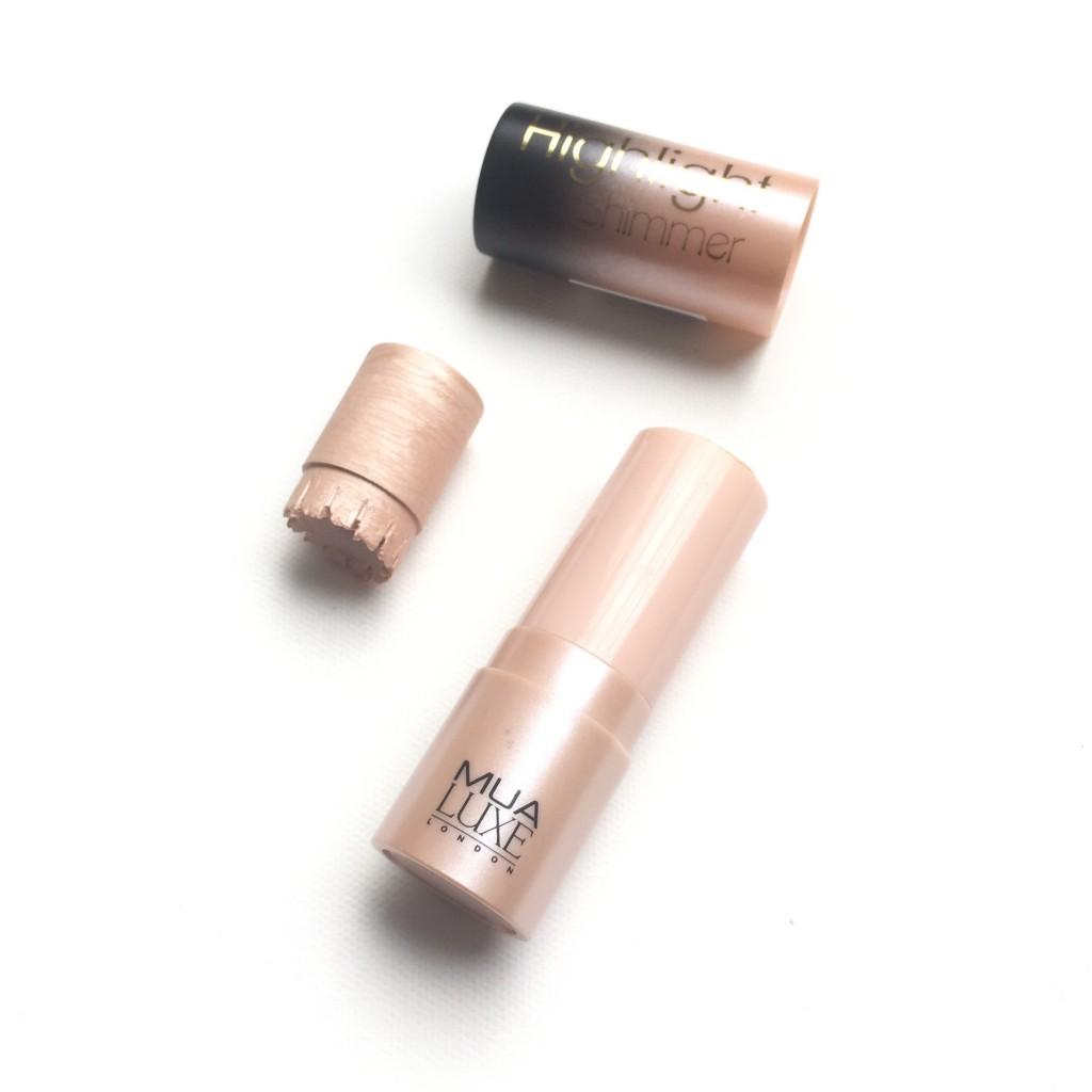 MUA Luxe Highlight Shimmer Stick