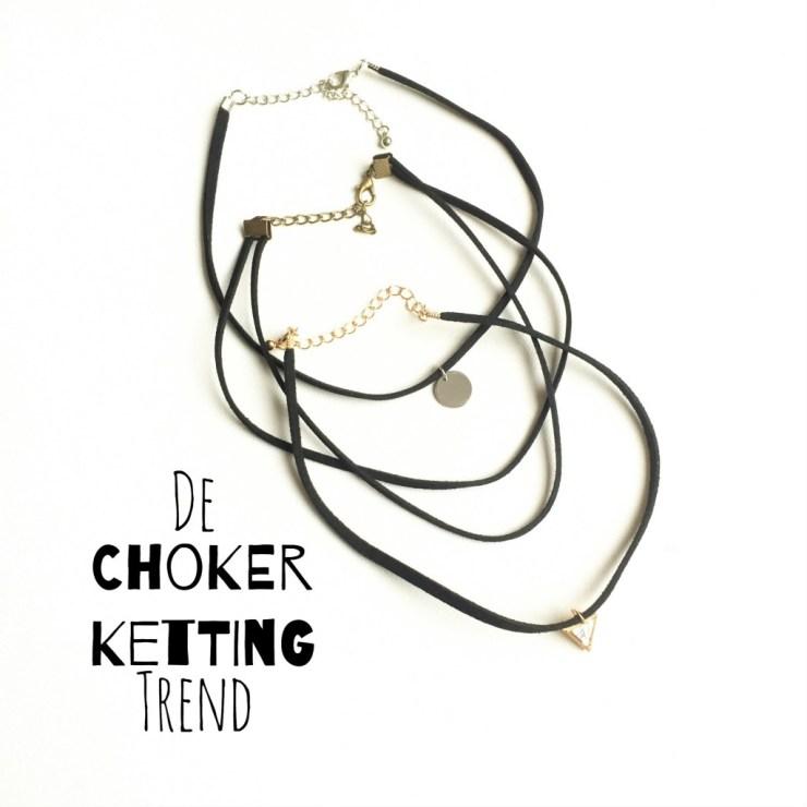 De Choker Ketting Trend