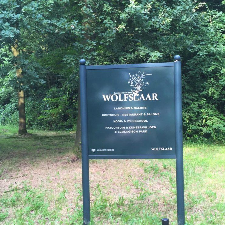 Wolfslaar Restaurant in Breda