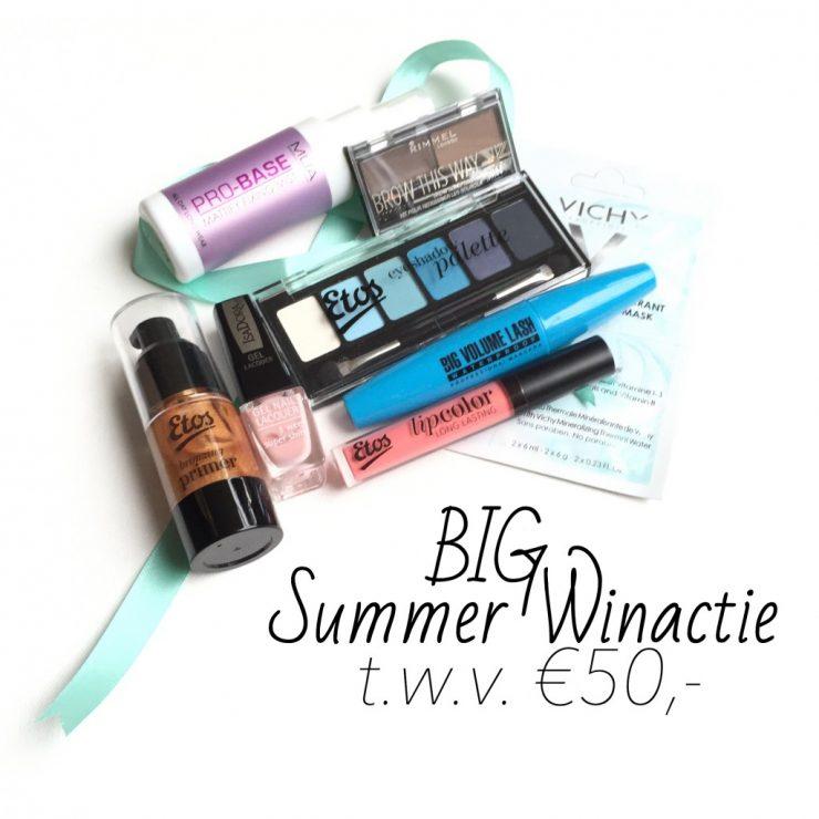 BIG Summer Winactie